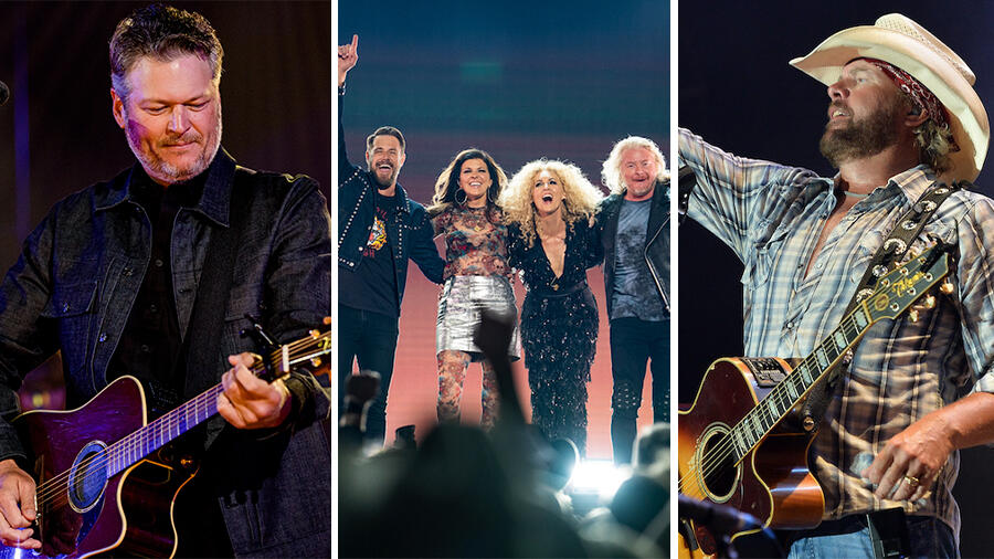 Get To Know The 2021 iHeartCountry Music Festival Line-Up   iHeartRadio