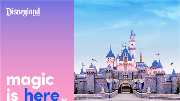 Enter for your chance to win a visit to the Disneyland® Resort with JAM'N 107.5!