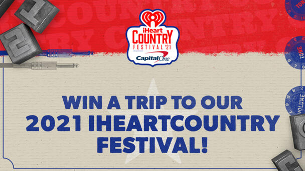 Listen to Win Tickets to Our iHeartCountry Festival Before You Can Buy Them!