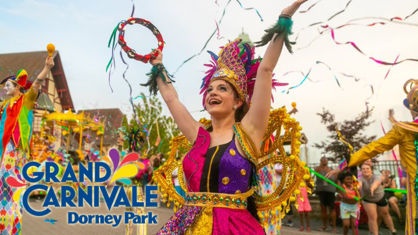 Win the chance to TASTE THROUGH Grand Carnivale!