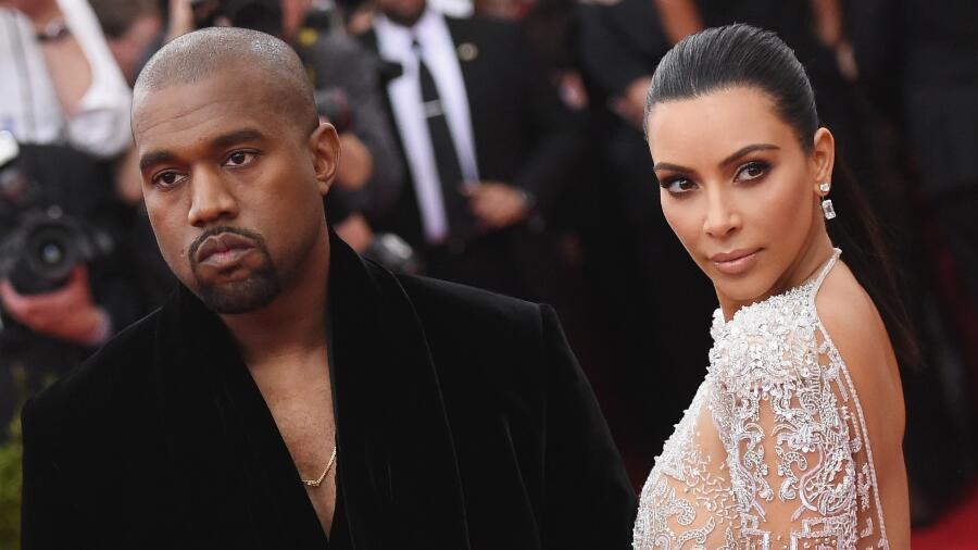 Kanye West Does Not Trash Kim Kardashian On New Album 'Donda'