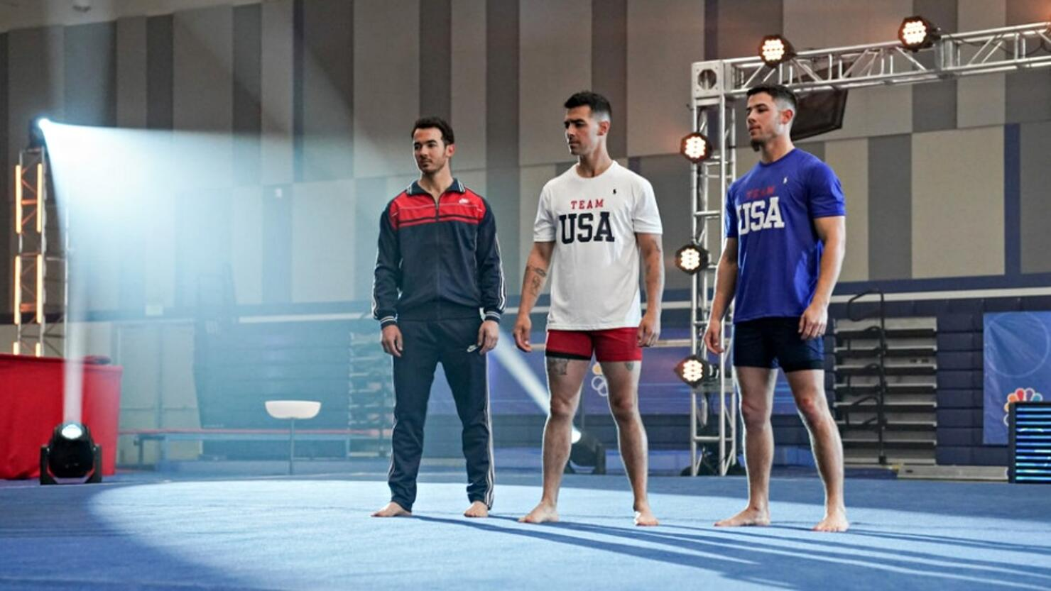 Olympic Dreams Featuring Jonas Brothers --