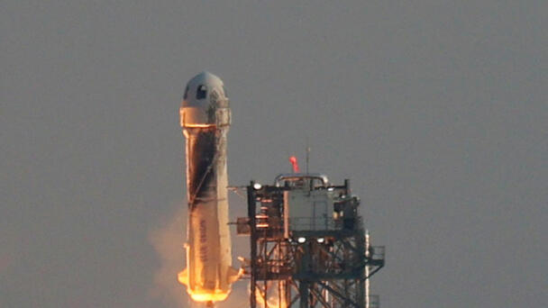 Your reaction to Bezos launch? - Thursday 60 Minute Poll