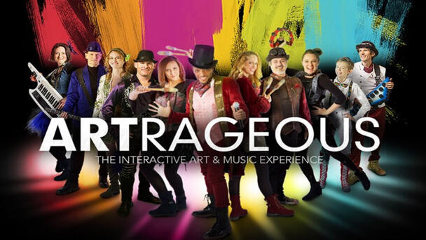 Win Tickets To ARTrageous At The Lions WIlderness Amphitheater