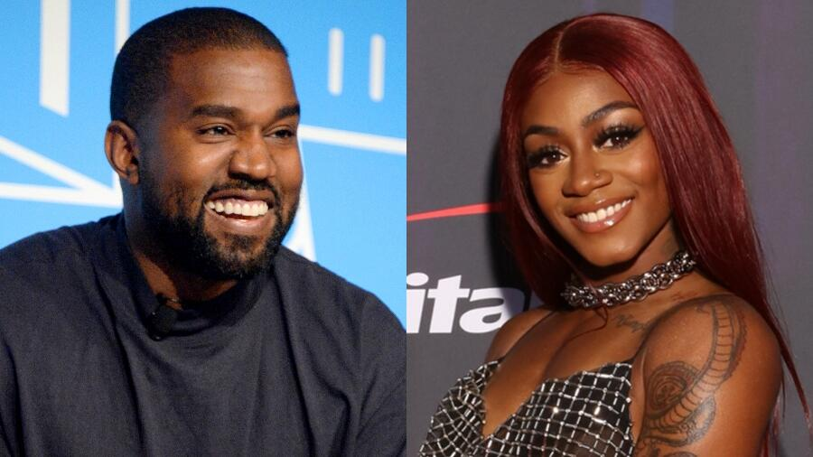 Kanye West Debuts New Song In Commercial With Sha'Carri Richardson