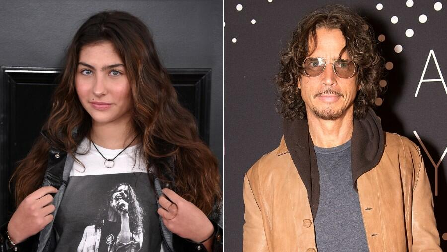 Chris Cornell's Daughter Pays Tribute To Him With Home Video