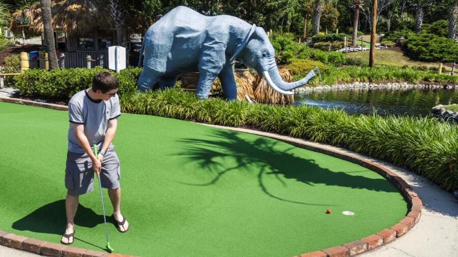 PGA Star Rory McIlroy Helps Bring Unique Mini Golf Course To Charlotte   iHeartRadio