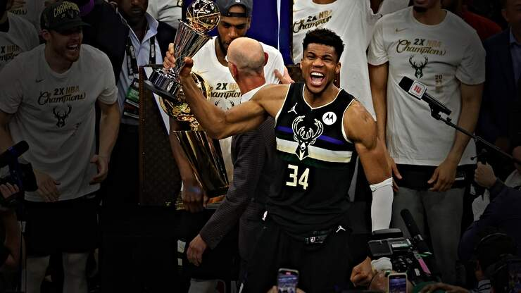 Why Giannis Antetokounmpo's NBA Finals Run is Being Massively Overrated