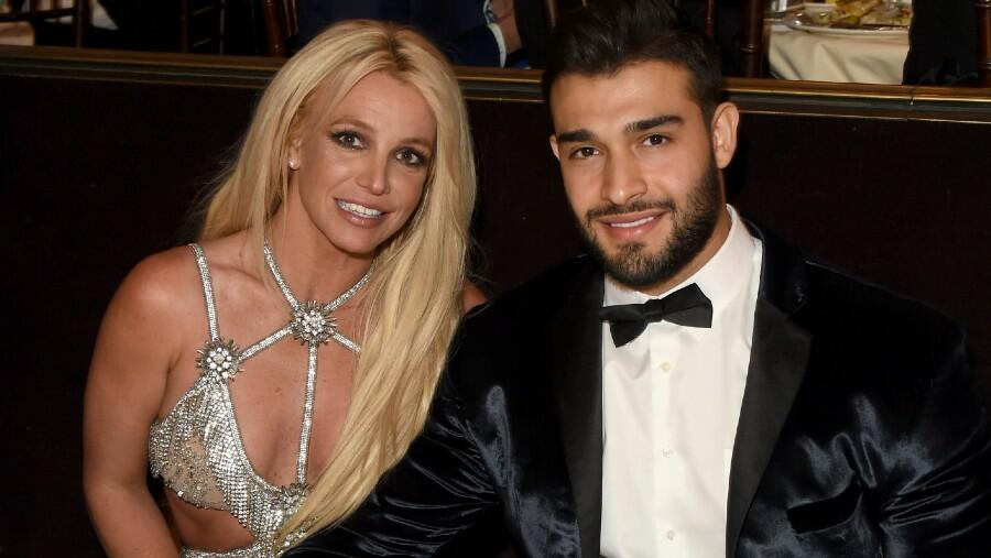 Britney Spears' Boyfriend Had The Perfect Reply When Asked About Engagement