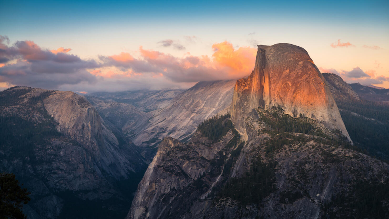 Yosemite National Park, California. USA