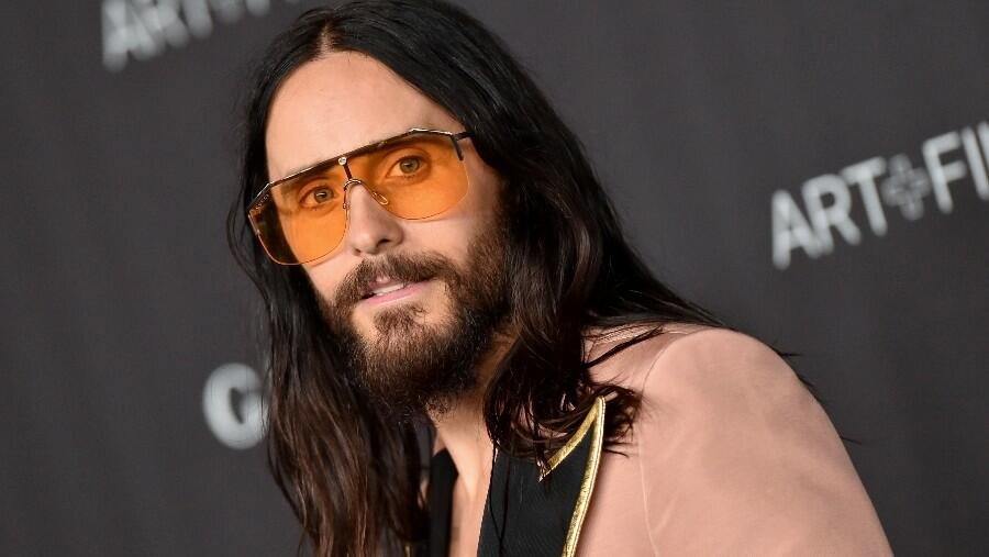 Jared Leto's Famed Beard Is Gone: See His New Selfies