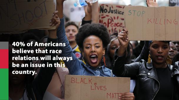 Black-White Race Relations In U.S. Reach Lowest Point In Twenty Years