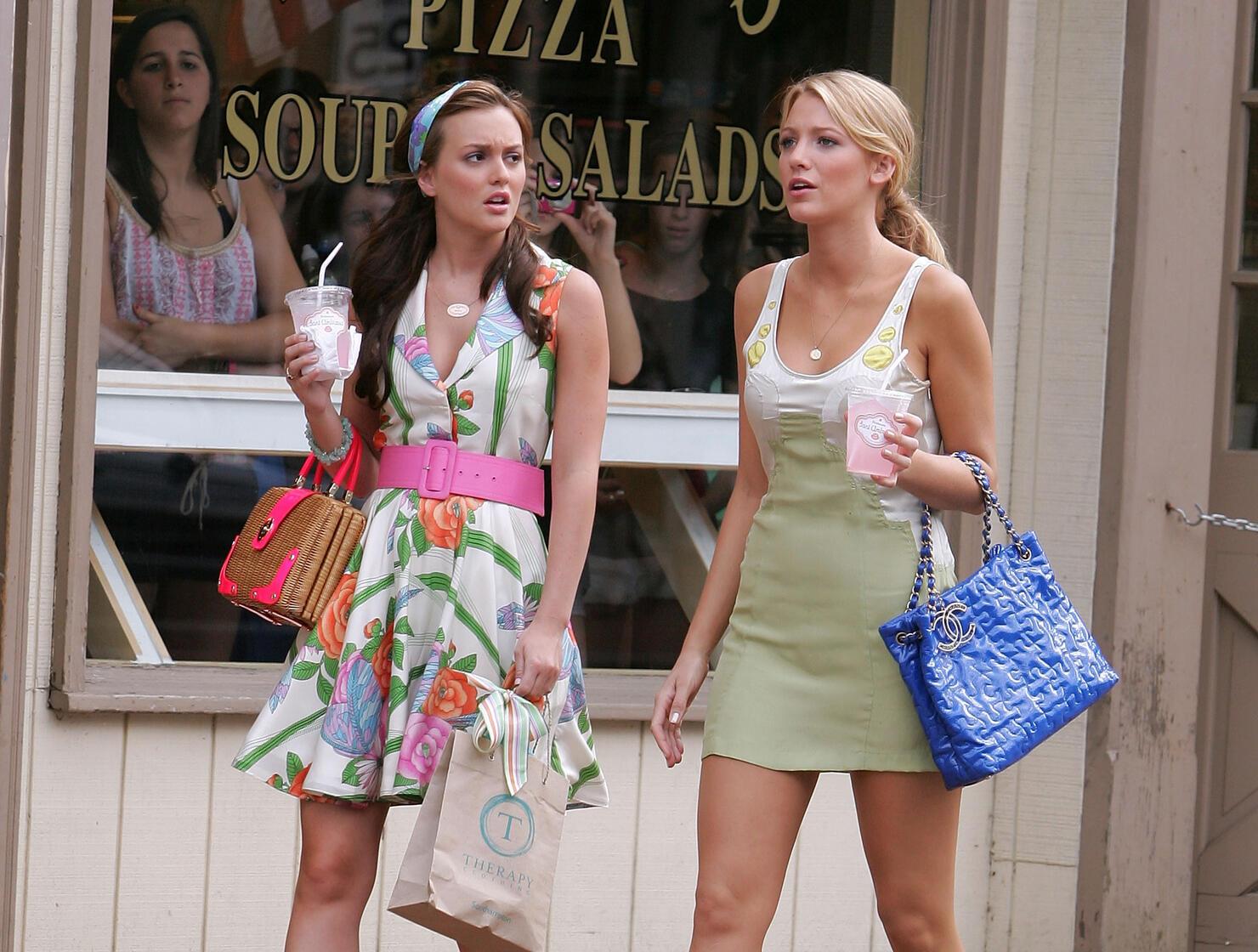 "On Location for ""Gossip Girl"" - June 25, 2008"