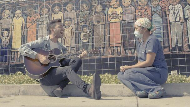 Andy Grammer's 'Lease On Life' Video Packs The Ultimate Surprise For Fans