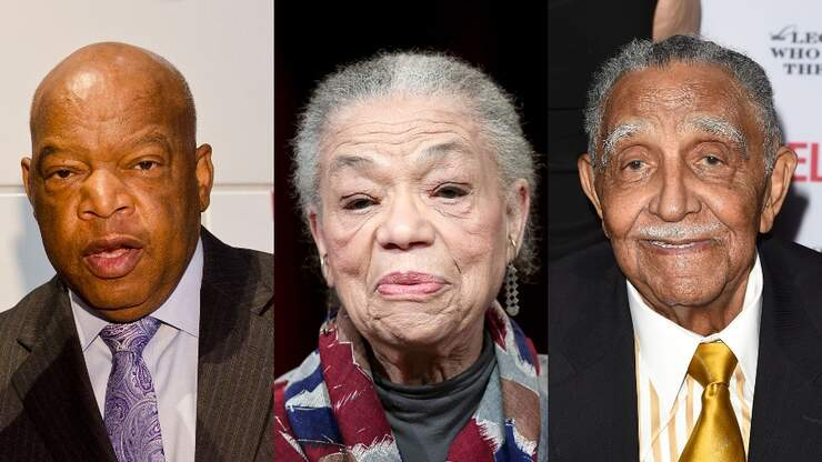 Honoring Our Greats: 9 Civil Rights Activists We've Lost