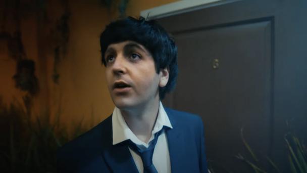 Watch Paul McCartney De-Age In 'Find My Way' Video Featuring Beck