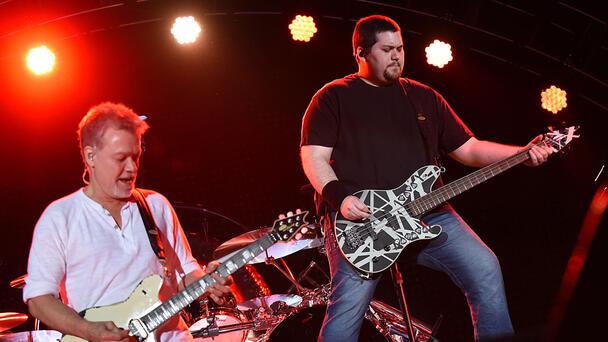 Wolf Van Halen Calls Unauthorized Eddie Van Halen Biography A 'Cash Grab'