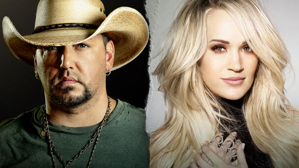 Jason Aldean & Carrie Underwood Team Up For 'If I Didn't Love You' Duet