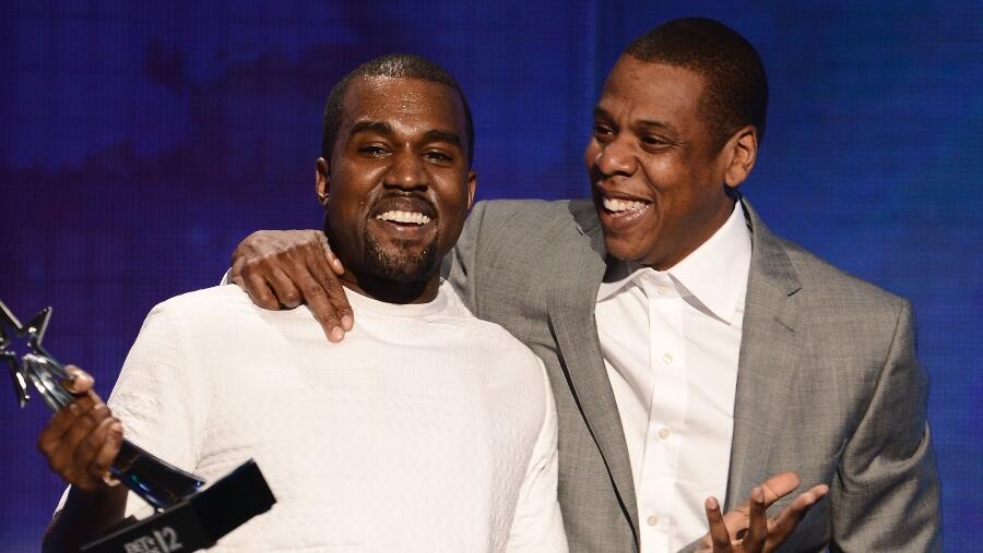 Kanye West & Jay-Z Reunite On 'Donda'