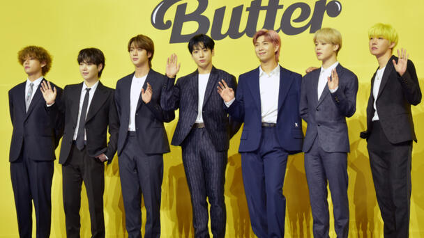 BTS Gives 'Permission To Dance' An R&B Makeover: Listen To The New Remix