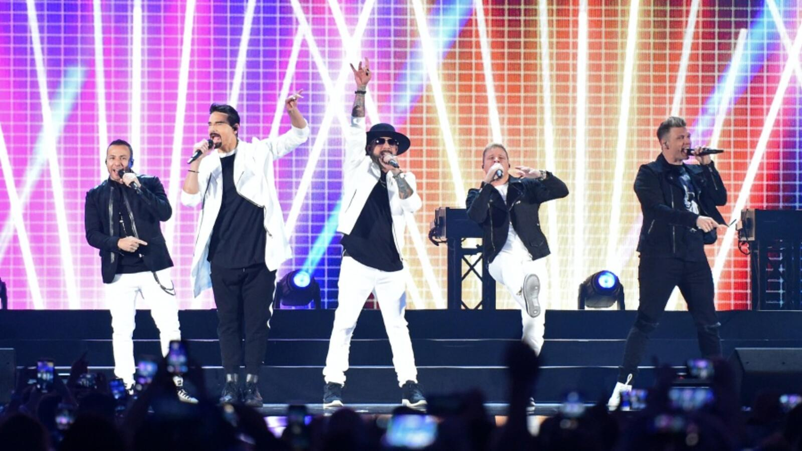 Backstreet Boys Say A Tour With *NSYNC Is Possible