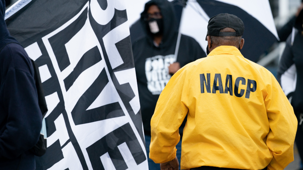 NAACP Stands By Leader After Conservatives Call For Her Dismissal