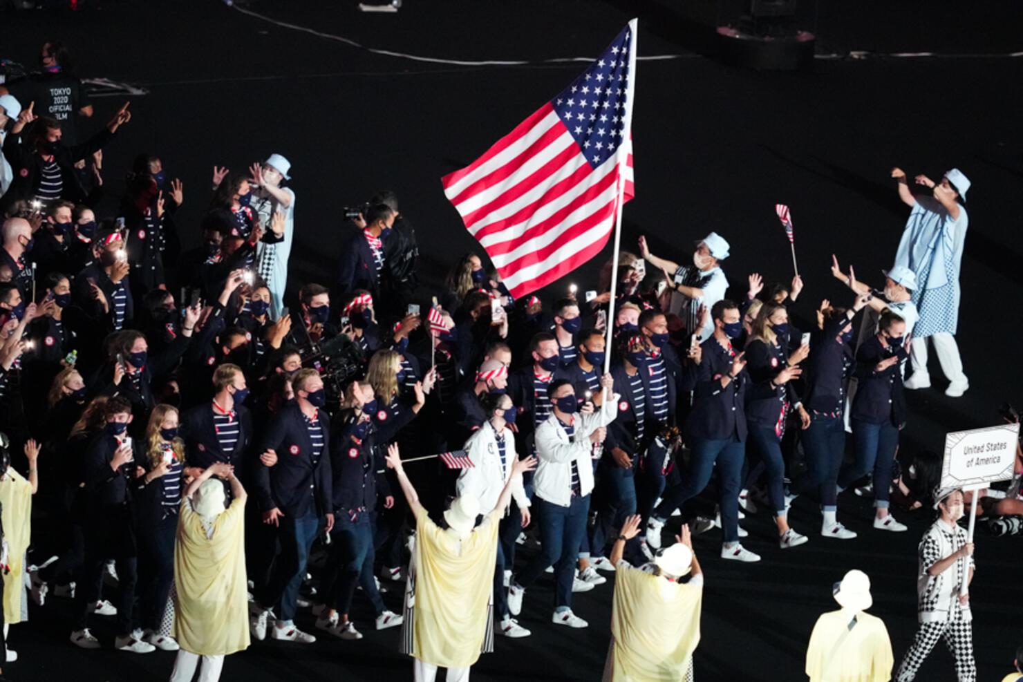 Tokyo 2020 Olympics - Opening Ceremony