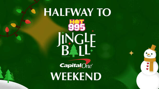 Listen To Win the 1st Pair of Jingle Ball Tickets!