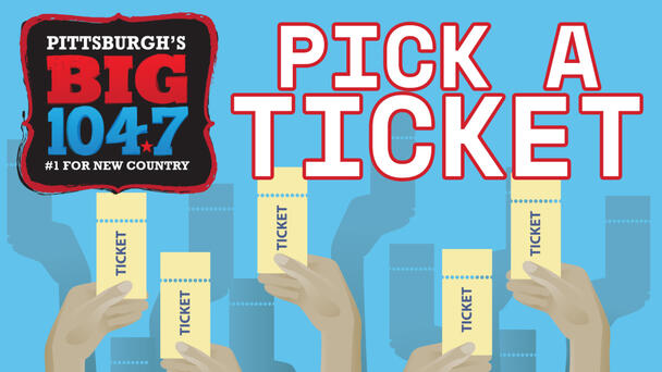 BIG 104.7 IS HELPING YOU GET BACK TO LIVE CONCERTS!!!