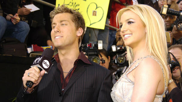 Lance Bass Says He Was 'Kept Away' From Britney Spears 'For Quite A While'