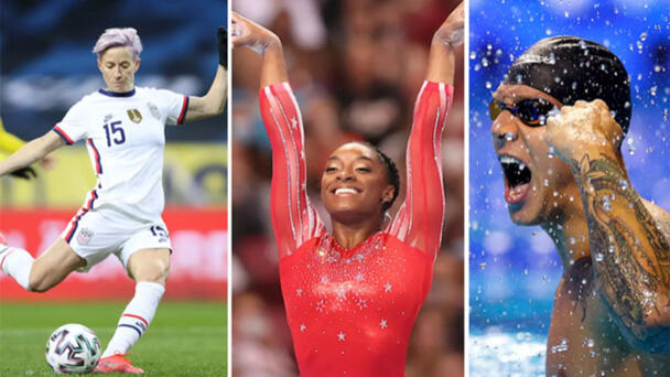 These 18 Olympians Will Be Must-Watch TV!