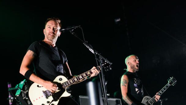 Rise Against release acoustic version of 'Nowhere Generation'