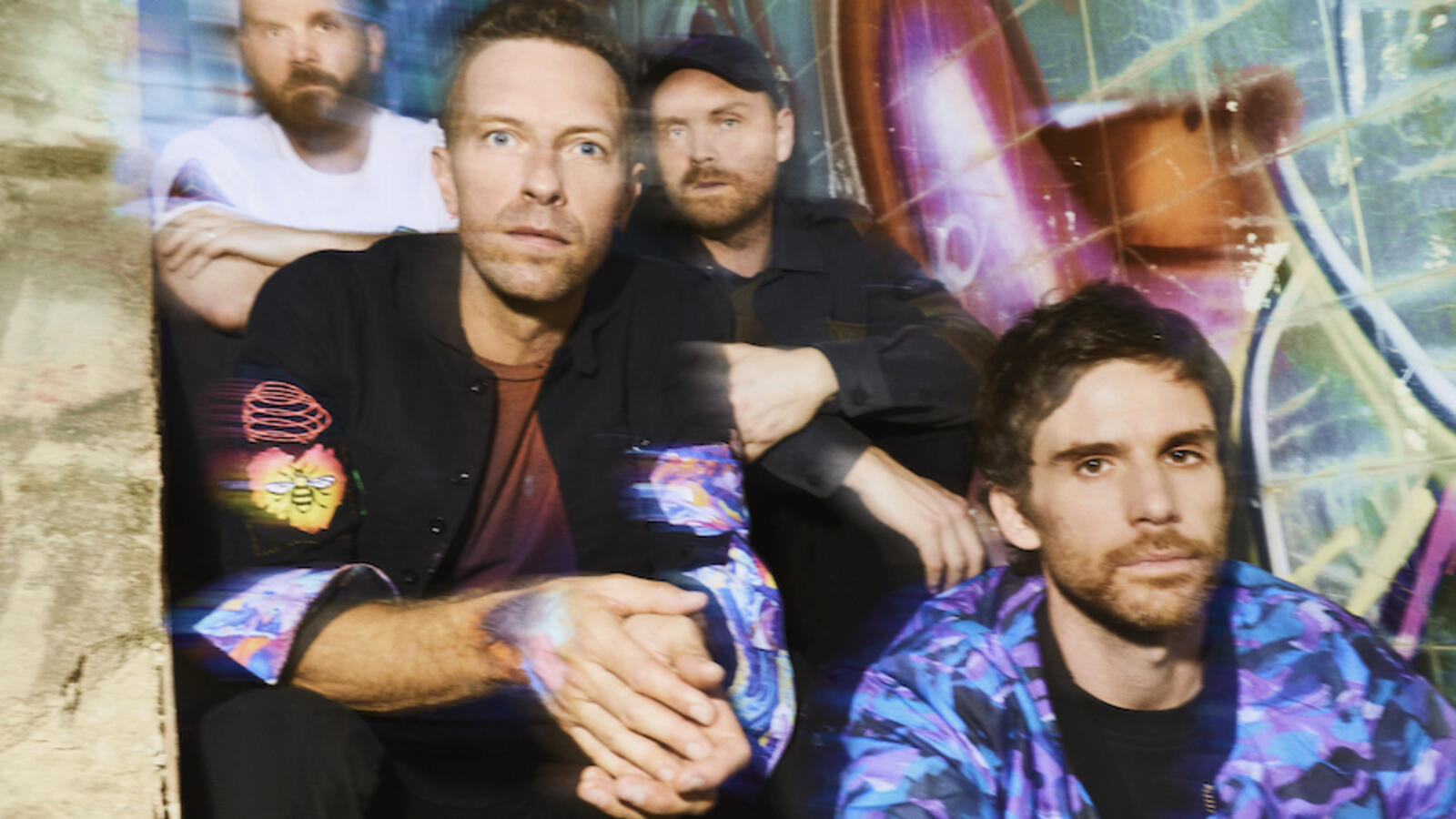 Coldplay Takes Us To The Cosmos With 10-Minute-Long Track 'Coloratura'