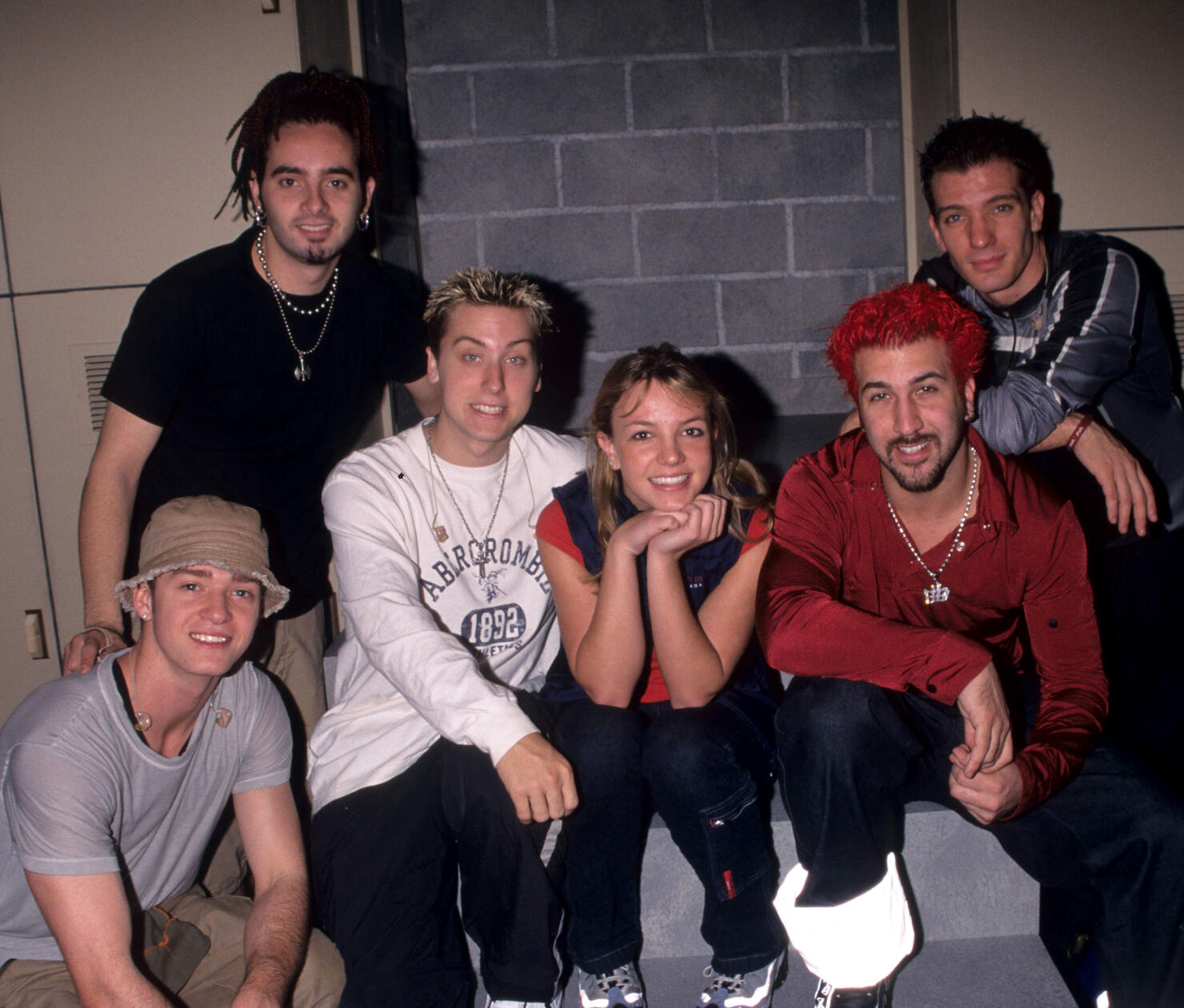 The 1999 MTV Video Music Awards - Rehearsals
