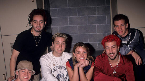 NSYNC Shares Public Support For Britney Spears Amid Conservatorship Battle