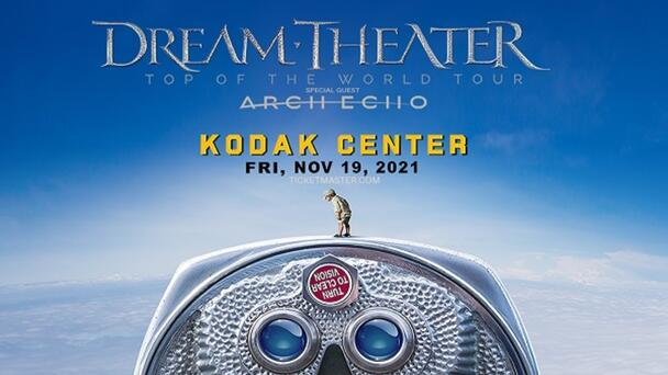 Win tickets to see Dream Theater at the Kodak Center!