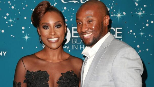Issa Rae Marries Louis Diame In Private Ceremony
