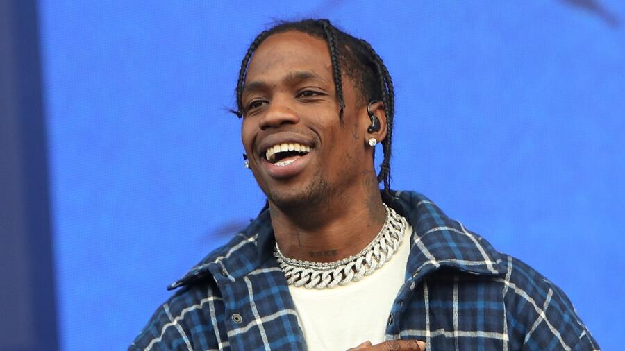 Travis Scott Debuts New Song 'Escape Plan' At Rolling Loud