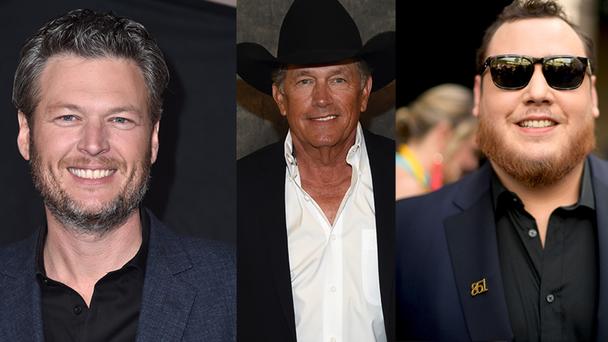 Luke Combs, George Strait & Blake Shelton Make Highest Paid Musicians List