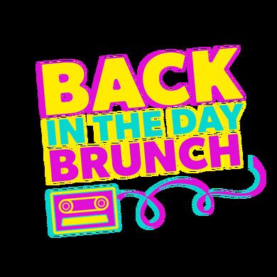 Back in the Day Brunch logo