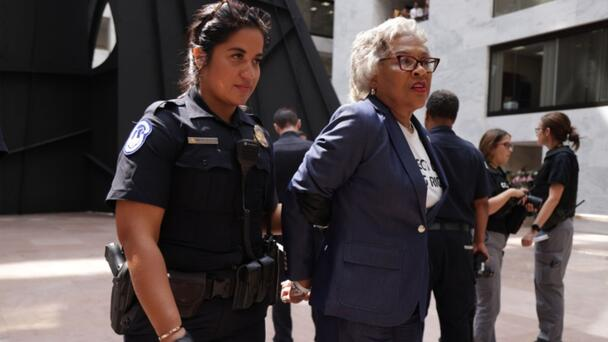 House Committee Won't Take Action On Rep. Joyce Beatty After Protest Arrest
