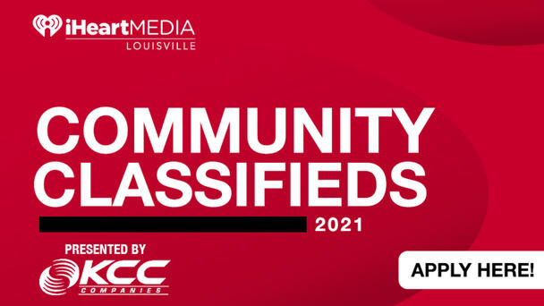 Community Classifieds - Kentuckiana presented by KCC Heating & Cooling!