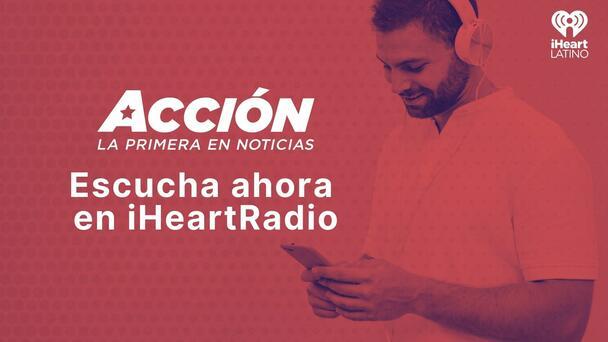 Escucha ahora en iHeartRadio