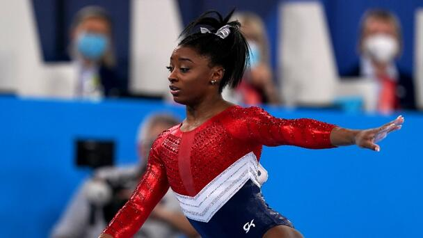 Simone Biles Speaks Out After Withdrawing From Team Final