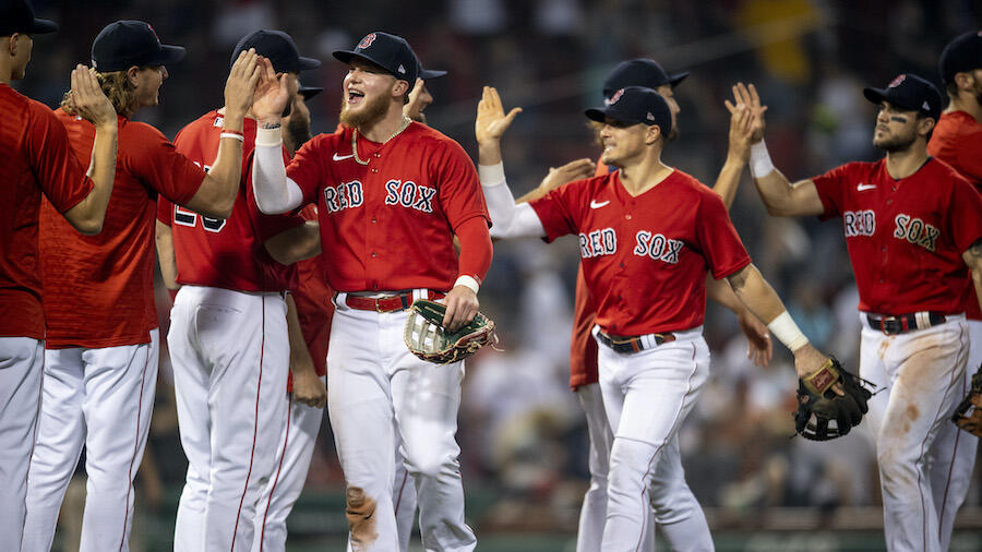 Red Sox Have Discussed Blockbuster Trade Deadline Deal For All-Star: Report   iHeartRadio