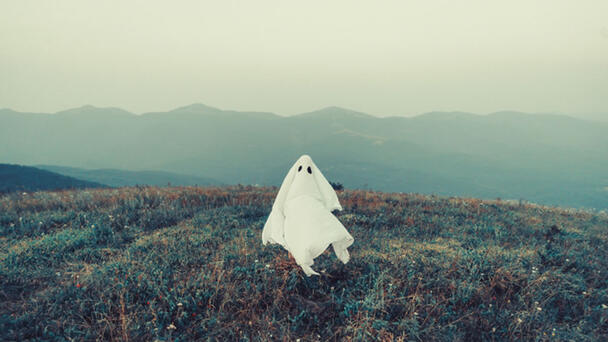 'Ghost-Like' Sighting In California Mountains Being Investigated By Police
