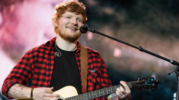 Ed Sheeran Teases 'Something Special' Is In The Works