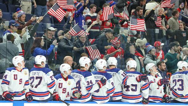U.S. Hockey Team Selects Men's Head Coach For 2022 Winter Olympics: Report