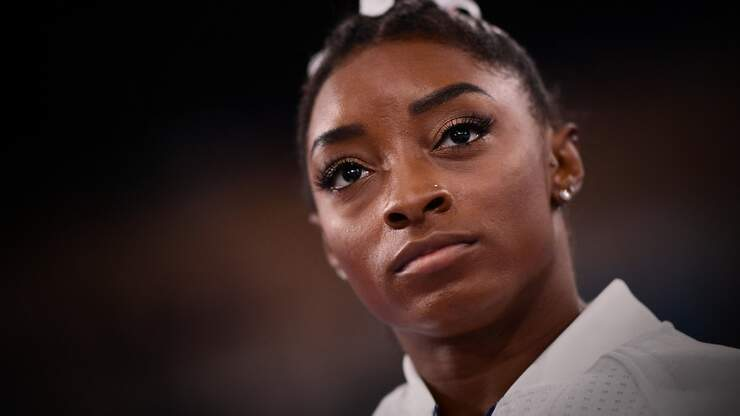 Doug Gottlieb Says the Media is Giving Simone Biles a Pass For Withdrawing