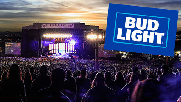 The Edge Wants To Put You On The Bud Light Party Deck For Foo Fighters!